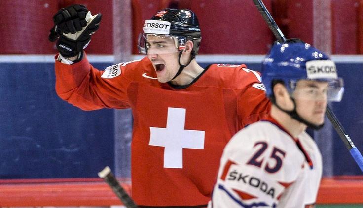 FOTOS: la rudeza del hockey sobre hielo, un deporte no apto para débiles