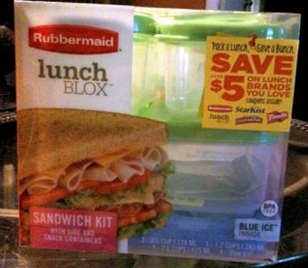 Rubbermaid LunchBlox Sandwich System: Are We Ready For BTS?Lunchblox Sandwiches, Sandwiches System, Rubbermaid Lunchblox