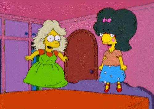 Bart n Milhouse