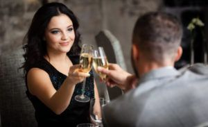 plan a fancy date with your girlfriend