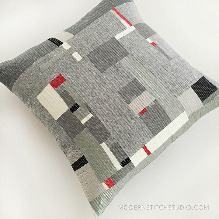 modern quilted pillows - Rapunga Google