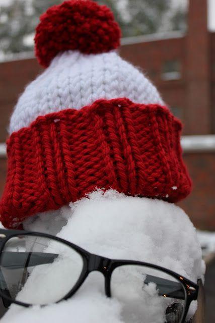 Anya Zhovmiruk: Free Knitting Pattern Where's Waldo Halloween Costume Hat