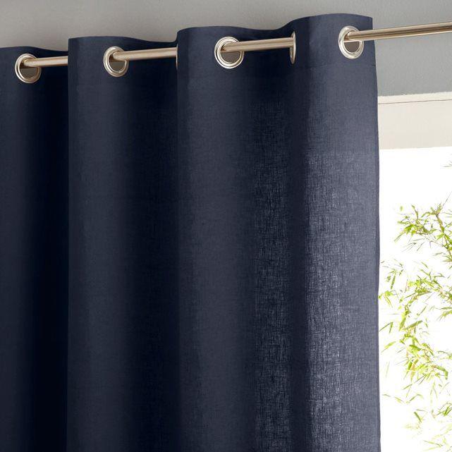 1000 id es sur le th me rideaux lin sur pinterest rideau. Black Bedroom Furniture Sets. Home Design Ideas