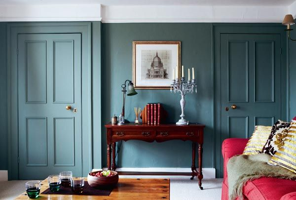 "Farrow + Ball ""Card Room Green"""