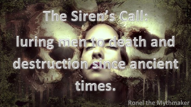 The Siren's Call: all the research I've done into Sirens. #folklore
