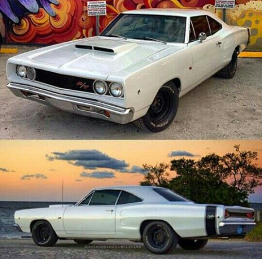 1968 Dodge Coronet.  Maintenance/restoration of old/vintage vehicles: the material for new cogs/casters/gears/pads could be cast polyamide which I (Cast polyamide) can produce. My contact: tatjana.alic@windowslive.com