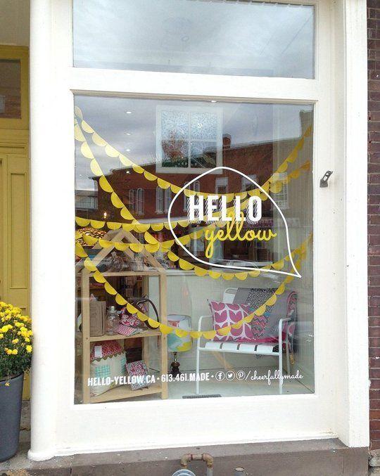 Say Hello! to Hello Yellow — Store Profile