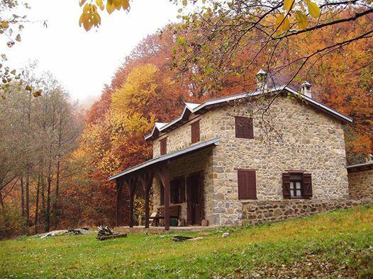 Κρατερό Νομού Φλώρινας, υψόμετρο 1100 m  Αρχιτέκτονας Αχιλλέας Στόϊος-Χριστόπουλος