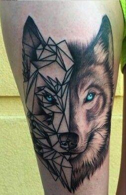 Wolf  #wild #wolf #animals #tattoos #art