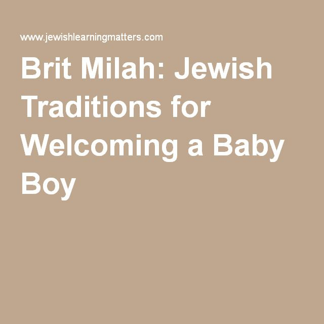 17 Best Ideas About Brit Milah On Pinterest Jewish Baby