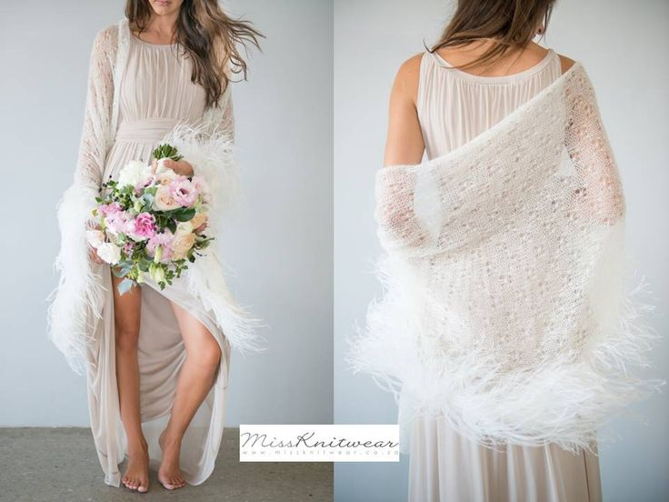 #love #mohair #valentines #feather #ostrich #shawl by Miss Knitwear featherlace shawl collection #soft #knitwear #luxury