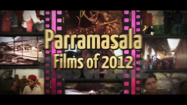 Film Festival trailer for  Parramasala Festival for Nov 2012