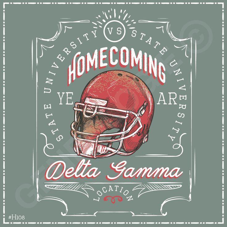 25 b sta football homecoming id erna p pinterest for Greek life t shirt designs