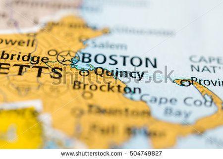 Quincy, Massachusetts, USA.