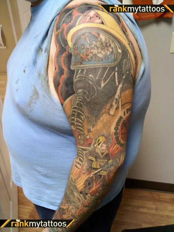 Best 25 fighter tattoos ideas on pinterest future for Firefighter tattoos and meanings