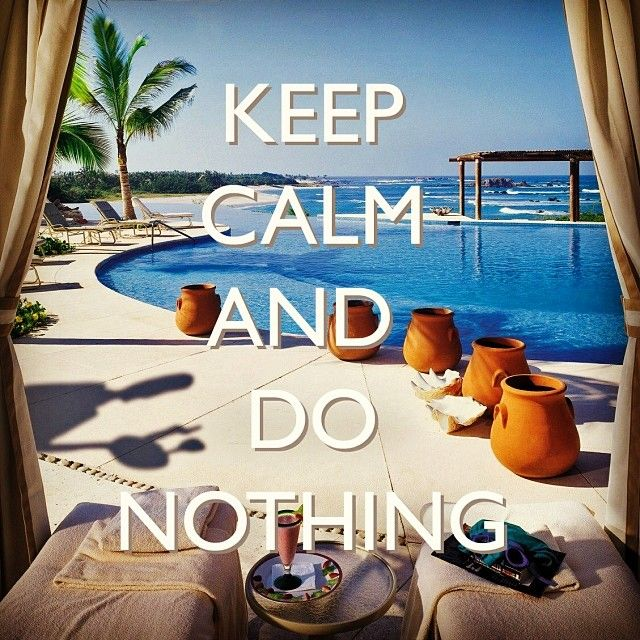 """""""Keep calm and do nothing. #FSFotog"""""""