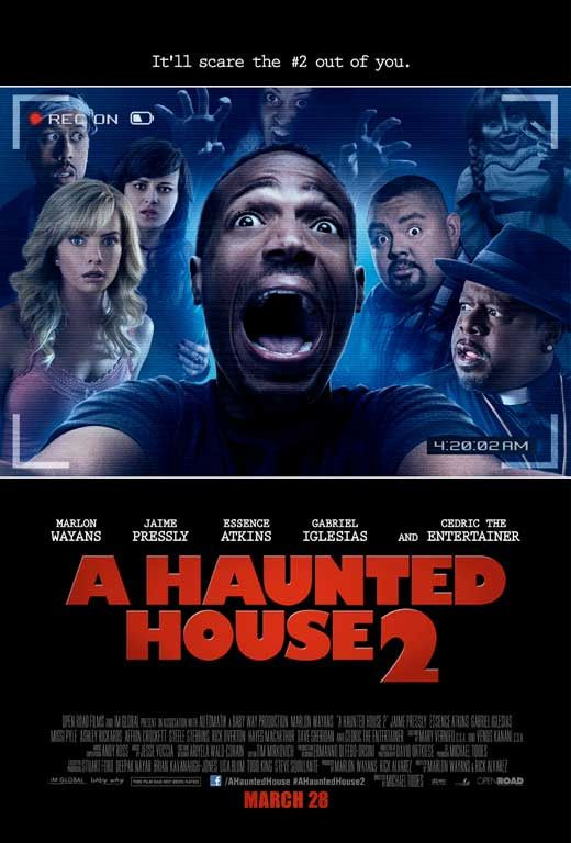 A Haunted House 2 27x40 Movie Poster (2014)