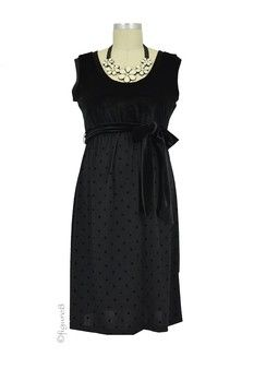 JW D&A Little Black Nursing Dress in Black by Japanese Weekend with free shipping