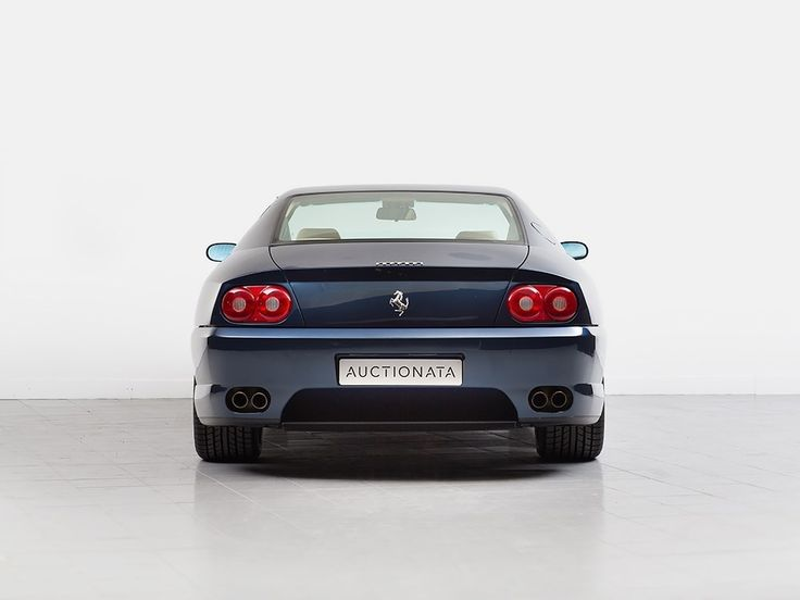 1995 Ferrari 456 GT (assembly no. 18575) Auctionata - Classic cars 436 | Berlin, 26 February