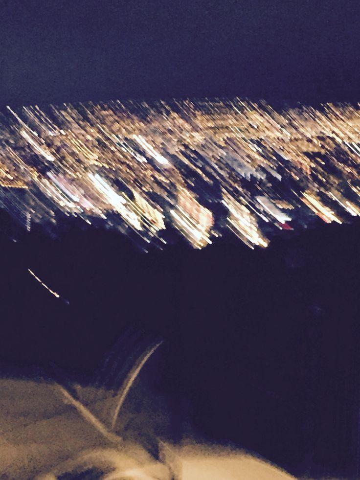 Noche en Valpo.