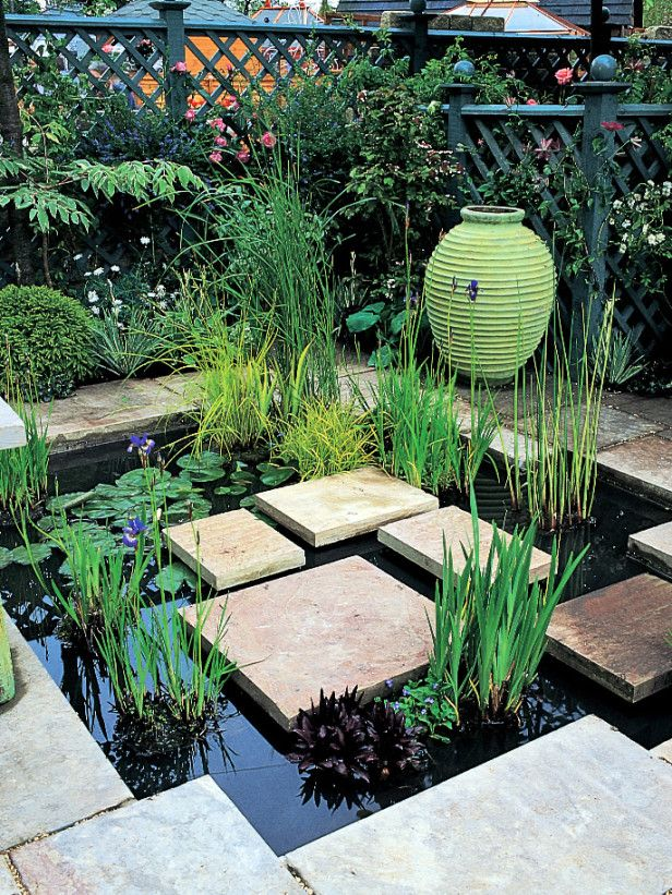 264 best Water Gardens images on Pinterest   Landscaping, Ponds and Backyard Waterfall Ideas Contemporary on contemporary indoor waterfall, contemporary backyard oasis, contemporary backyard desert, contemporary hotel waterfall, contemporary fireplace waterfall,