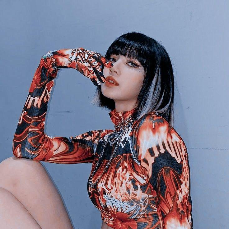 Lisa BLACKPINK aesthetic icon !! trong 2020