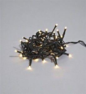Lampki choinkowe łańcuch ledowy - SKEN marki Markslojd. 120 diod LED.