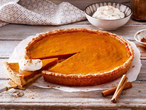 Unser beliebtes Rezept für Pumpkin Pie und mehr als 55.000 weitere kostenlose Rezepte auf LECKER.de.