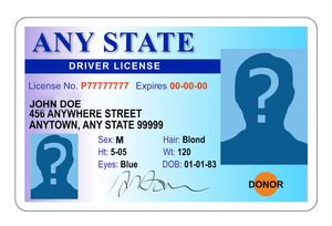 Replace Lost Drivers License
