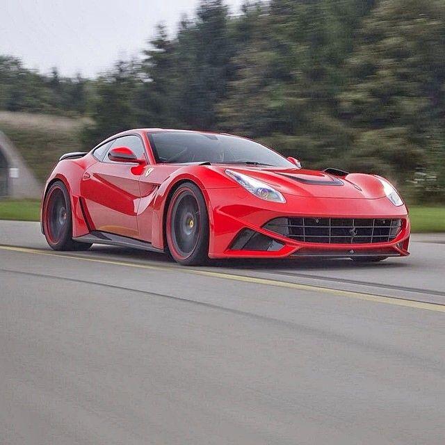 2014 Ferrari F12berlinetta, #FerrariF12 #Ferrari #Supercar #FerrariSpA Novitec Group, Ferrari FF, LaFerrari - Follow #extremegentleman for more pics like this!