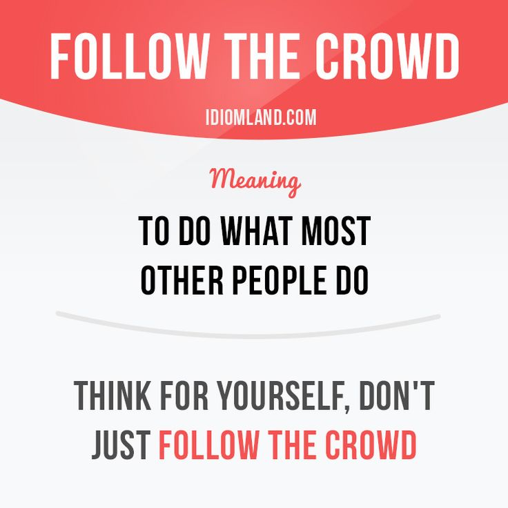 """""""Follow the crowd"""" - Learn and improve your English language with our FREE Classes. Call Karen Luceti 410-443-1163 or email kluceti@chesapeake.edu to register for classes. Eastern Shore of Maryland. Chesapeake College Adult Education Program. www.chesapeake.edu/esl."""