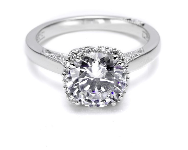 Spectacular TACORI Engagement Ring RD MD Authorized Retailer