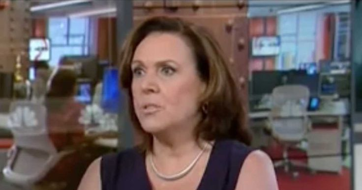 On Sunday, feminist nutcase Joan Walsh, a former Salon.com editor and a current MSNBC contributor who has accused Trump voters of being racist, appeared onMSNBC Live