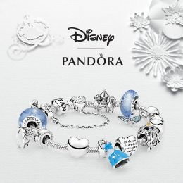 Jewelry inspired by classic love stories and a place where dreams come true. Now available at PANDORA stores and select Disney retailers.