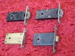 Mortice Locks & Striker Plates available in stock. From original period style to modern designs Striker plates starting from $3 Mortice locks starting from $15 Come down to our HUGE undercover warehouse to see what's in stock. More great items to view at www.hughesonline.com.au