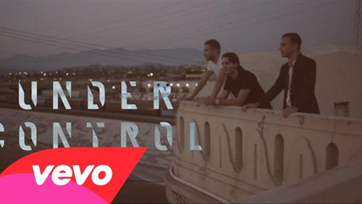 "Just out the new music video of Calvin Harris & Alesso ft. Hurts  ""Under Control"" https://www.facebook.com/Music.Pumps.The.Soul"