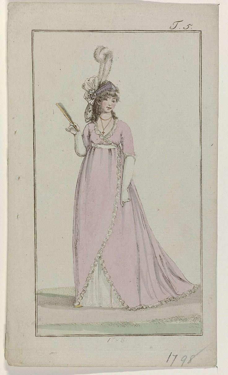 Journal des Luxus und der Moden, 1798, T 5, Georg Melchior Kraus, 1798