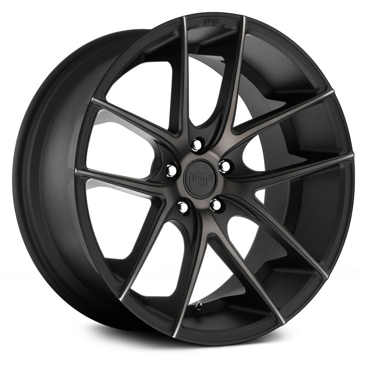 M130 TARGA Black With Machined Face And Double
