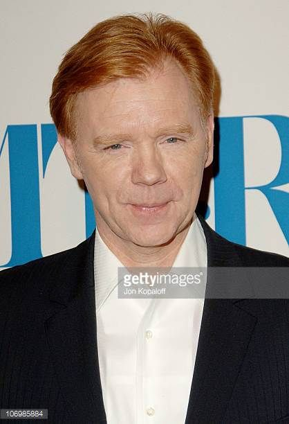 David Caruso during The Museum of Television Radio Honors Leslie Moonves and Jerry Bruckheimer Arrivals at Beverly Wilshire Hotel in Beverly Hills...