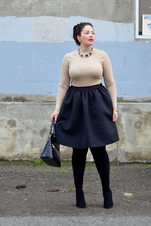 Kleider kurvige frauen