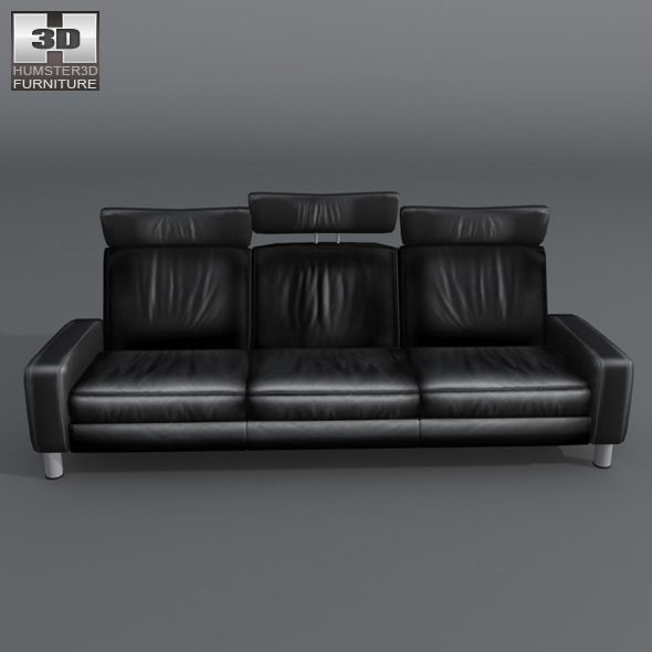 Space 3 Seat Sofa High Back Ekornes Stressless Sofa Seat