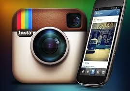Sign up to Instagram on your mobile.