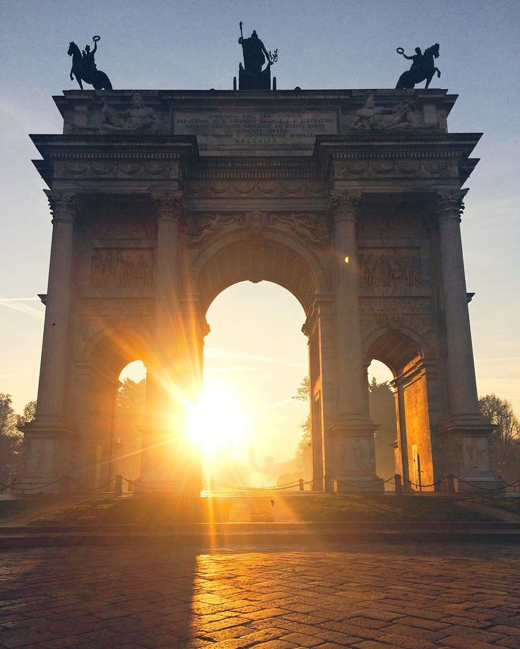 Good Morning Milan !