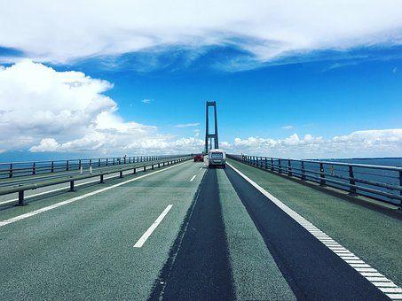 Dänemark, Schweden, Brücke, Symbol
