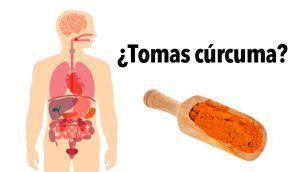 ¿Tomas cúrcuma? Investigadores revelan la verdad sobre lo que hace en tu cuerpo