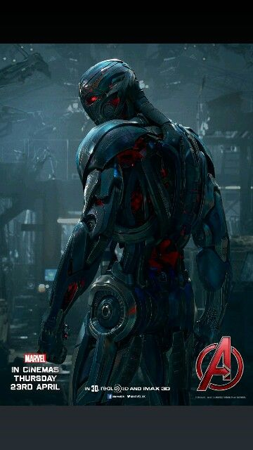 Avangers : Age of Ultron