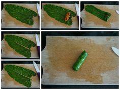 Pazı Sarması Tarifi - Kevser'in Mutfağı - Yemek Tarifleri