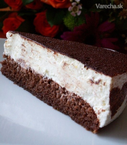 Tvarohová torta a la Dots (fotorecept)