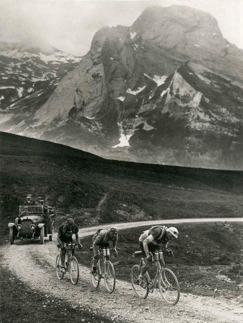 Lucien Buysse, Tour de France. Rode 1914 - 1926 (minus years of WWI) He won 1926 Tour de France.