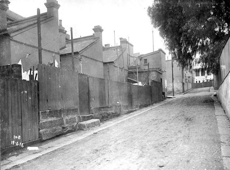 William Street, Sydney (1916-2016)